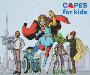 Build a Team for Capes for Kids!