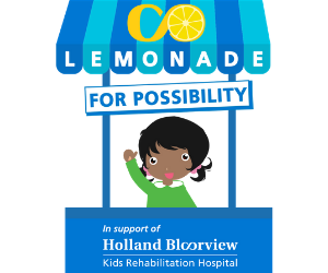 Fundraise for Lemonade for Possibility