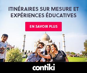 Contiki Francais Groupes