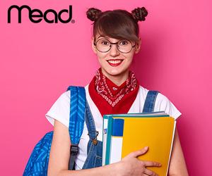 Mead Offer Chalkboard Plus 20% Off