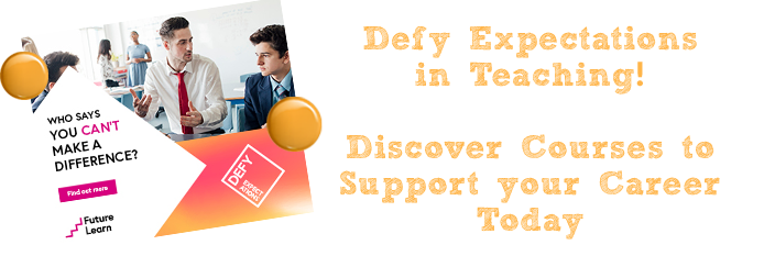 FutureLearn Defy Expectations in Teaching Pop Up