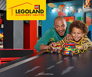 Legoland Discovery Centre Group Rates Marketplace Banner