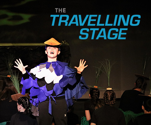 Travelling Stage Page Marketplace