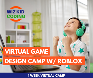 Roblox Chalkboard Plus WizKid Coding Marketplace Offer Banner